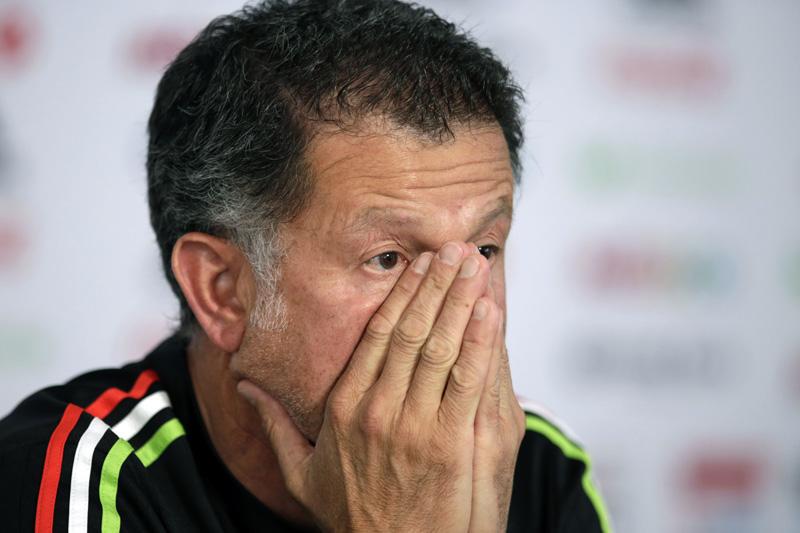 OFICIAL: Juan Carlos Osorio es el PEOR técnico que ha tenido México