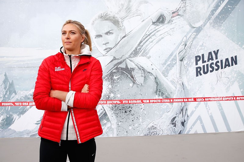 Maria Sharapova Sochi