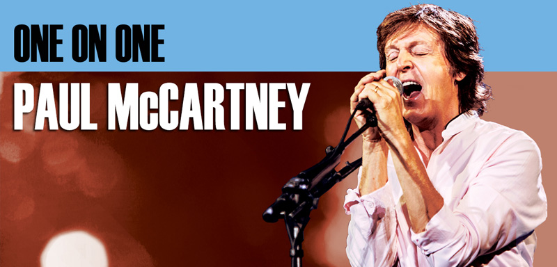 ¡Paul McCartney anuncia su regreso a la Ciudad de México!