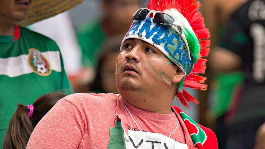 Afición de México