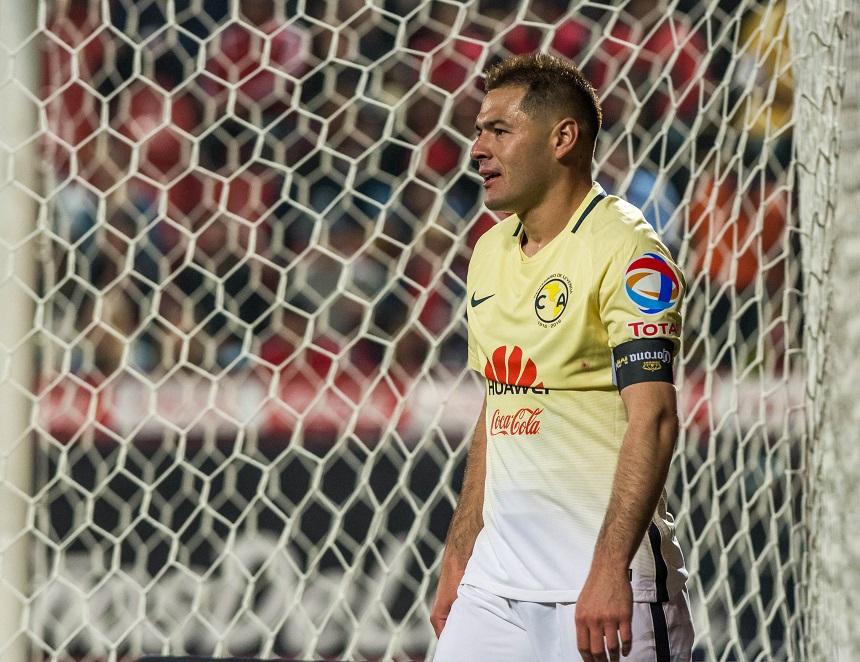 """Pablo Aguilar hace """"borrón y cuenta nueva"""""""