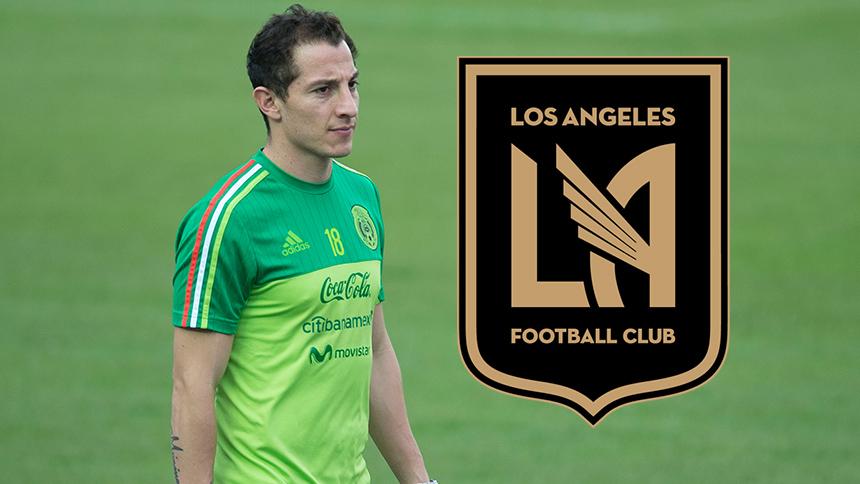 Bienvenido a LA: Andrés Guardado es nuevo jugador de Los Angeles FC