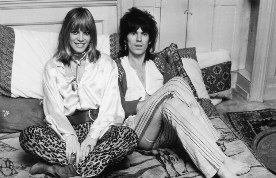 Muere la actriz Anita Pallenberg musa de The Rolling Stones