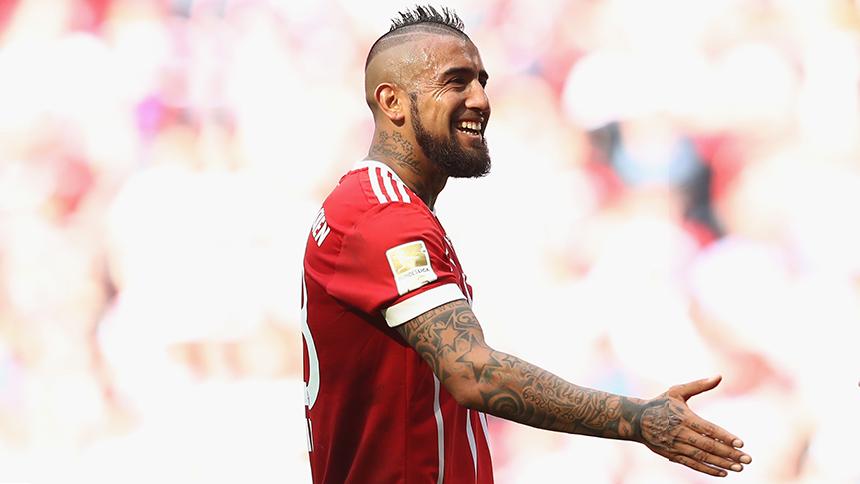 Arturo Vidal sería otro que cae en la tentación de la Superliga China