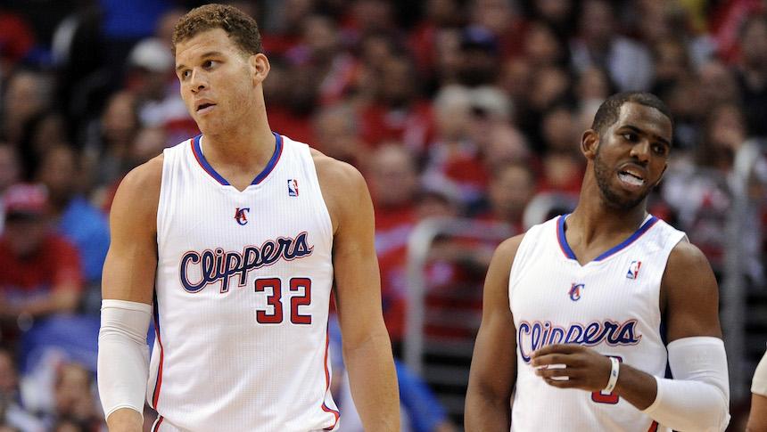 Se acabaron los Clippers: Blake Griffin y Chris Paul serán agentes libres