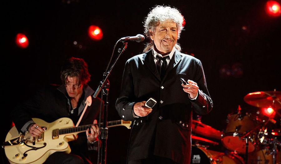 ¿Bob Dylan plagió notas de 'Moby Dick' para su discurso del Nobel?