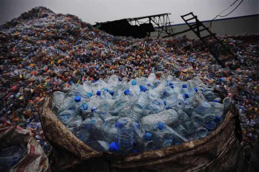 Se producen un millón de botellas por minuto