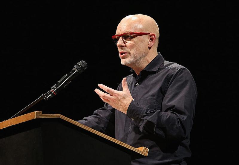 Brian Eno relanzará sus primeros álbumes en vinilos especiales