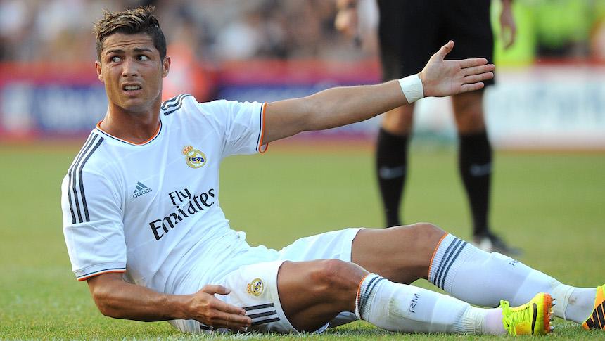 ¡Zaz! Reportes dicen que Cristiano se quiere ir del Real Madrid