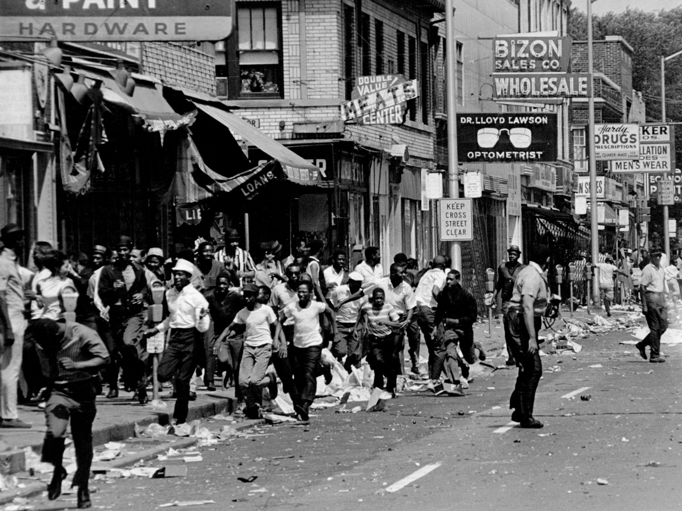 Disturbios en Chicago, 1967