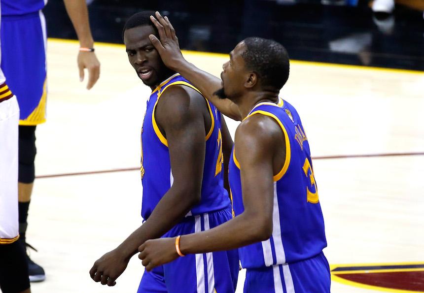 2017 NBA Finals - Game Three