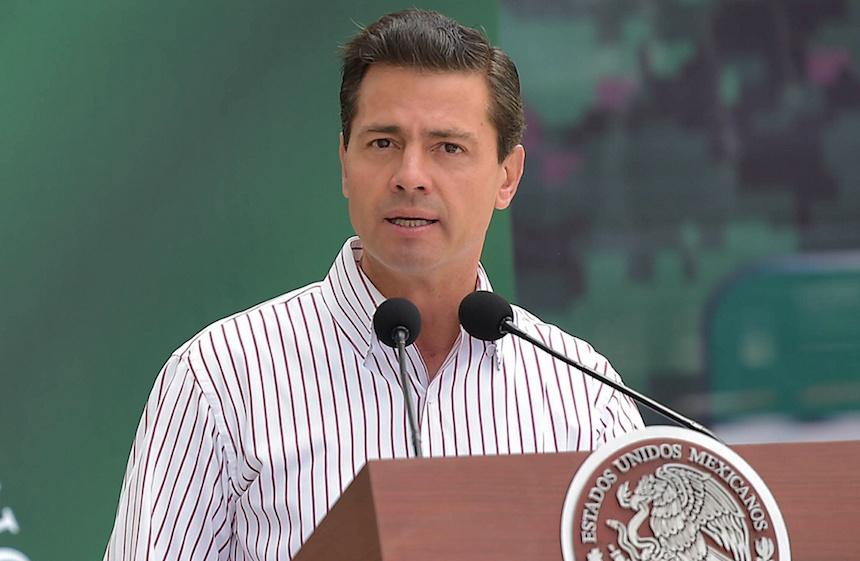 Enrique Peña Nieto, involucrado en la trama #GobiernoEspía