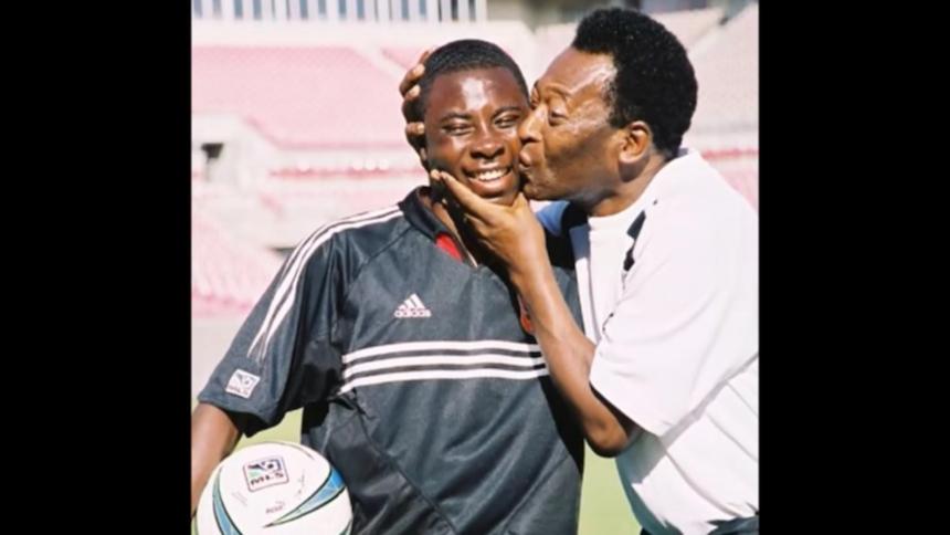 Hoy en las Antipromesas: Freddy Adu, el supuesto Nuevo Pelé