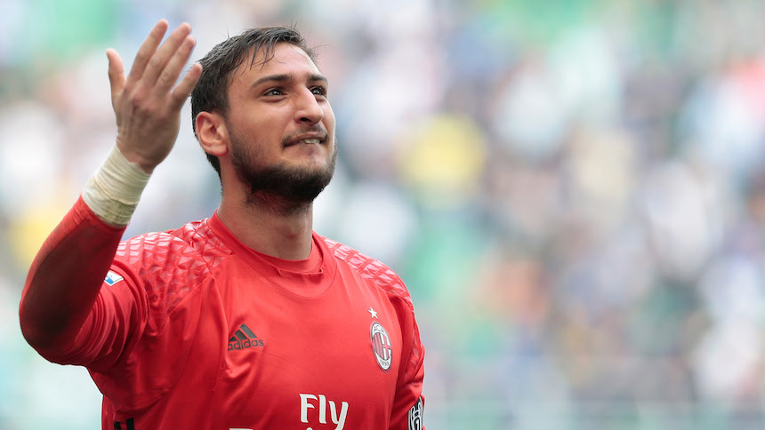 El AC Milan le puede empezar a decir adiós a Donnarumma