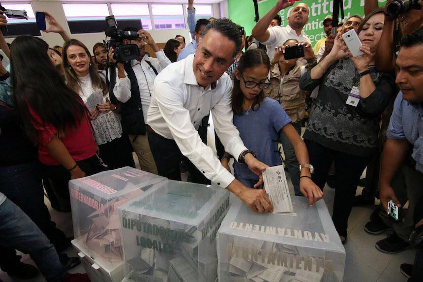 Guillermo Anaya Llamas, candidato del PAN a la gubernatura de Coahuila