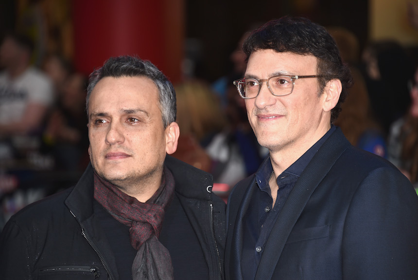 Joe y Anthony Russo