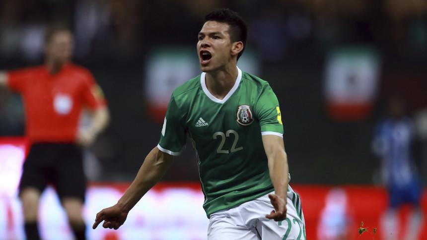 Hirving Lozano dejó la concentración del Tri para firmar con su nuevo equipo