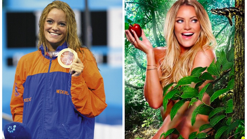 Multimedallista olímpica protagoniza 'reality show para adultos'