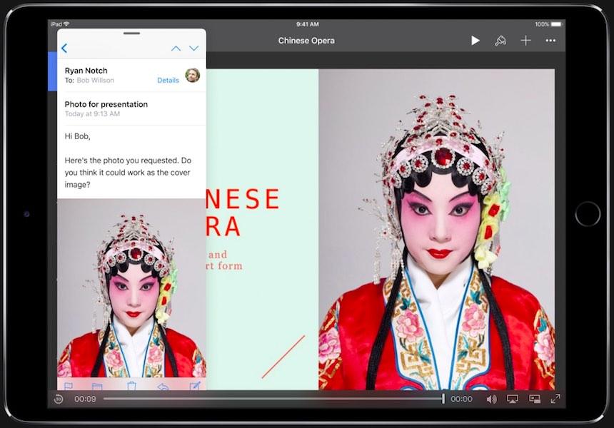 Cualidades del iPad Pro