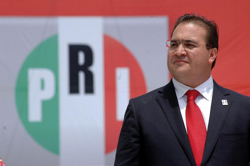 México solicita extradición de Javier Duarte