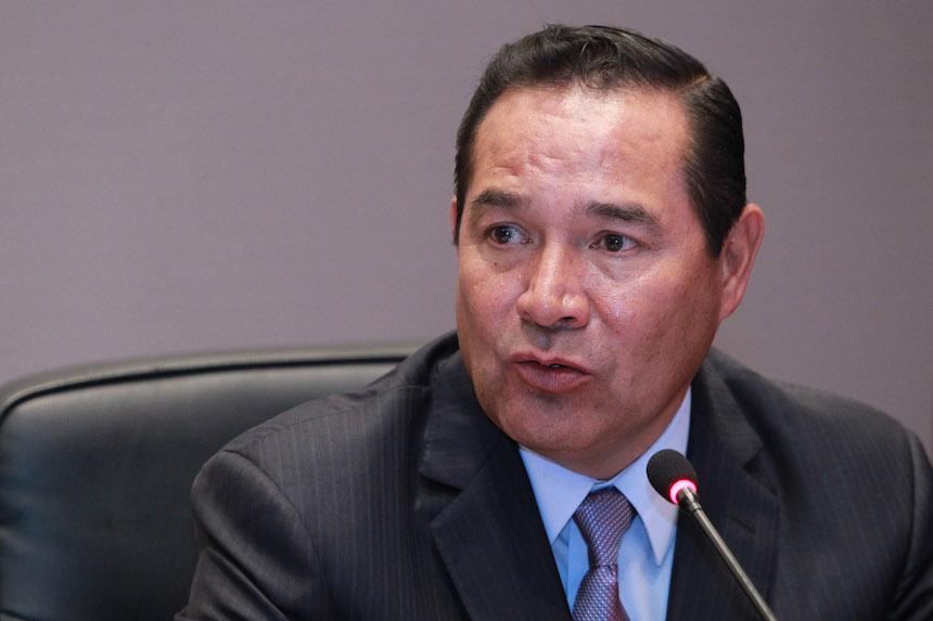 Luis Miranda Nava, titular de Sedesol
