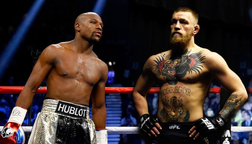 ¡Hay tiro! Ya hay fecha para la pelea entre Floyd Mayweather y Conor McGregor