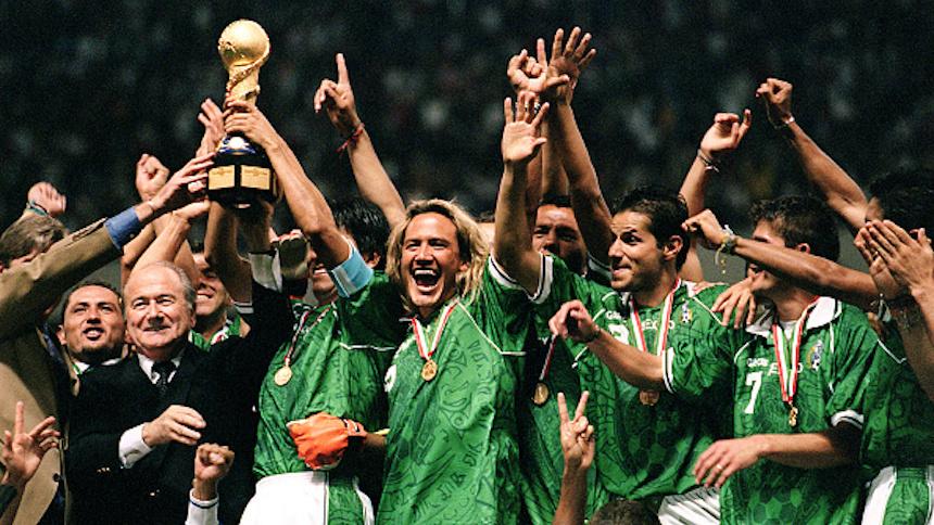 Recordando la Confederaciones del 99: el único título FIFA de México