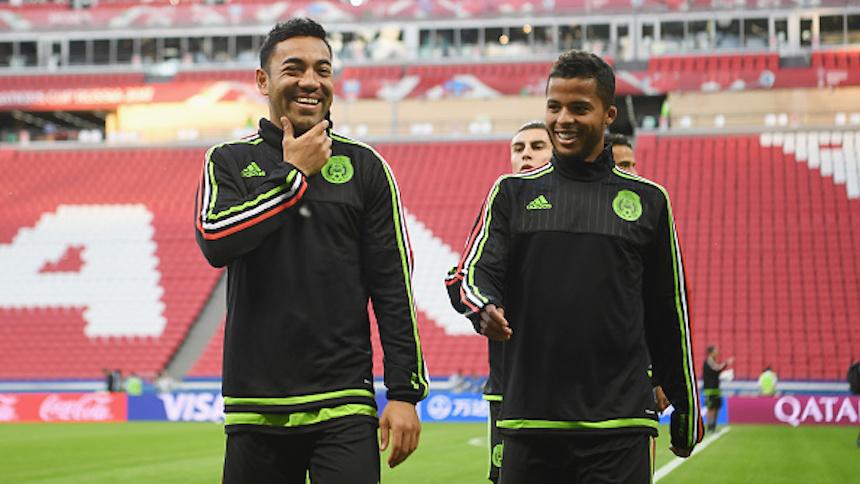 La conferencia, el entrenamiento y todo el marco previo del México vs Portugal