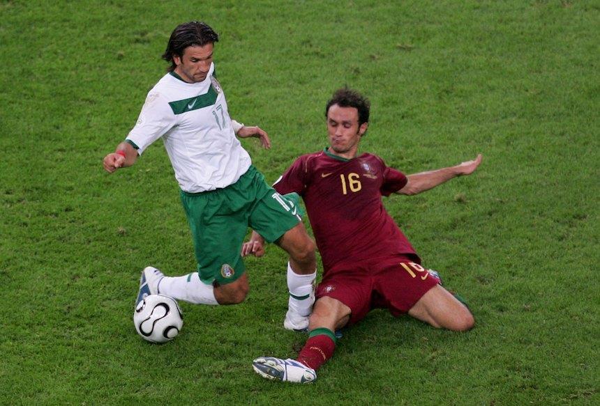 La Selección Mexicana jamás ha jugado contra Cristiano Ronaldo
