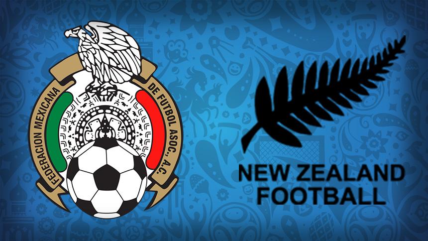 En vivo: México vs Nueva Zelanda con sus goles y links