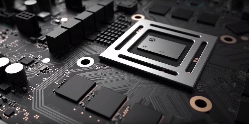 Proyect Scorpio - Conferencias de Microsoft
