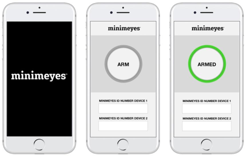 Minimeyes - App