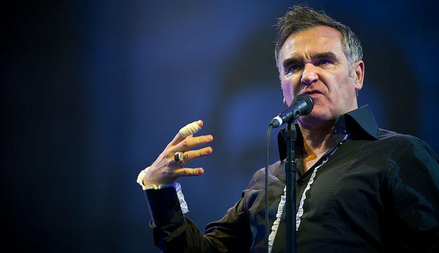Morrissey acusa a una tienda de boicotear reedición de The Smiths