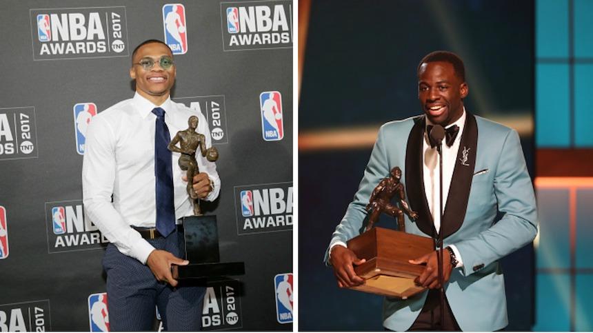 Checa quién ganó cada categoría en los NBA Awards