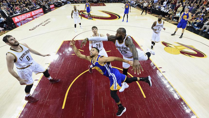 Warriors, a un triunfo del ganar título de la NBA