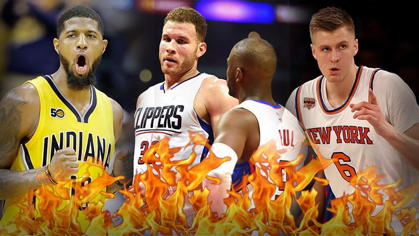 ¡La NBA está que arde con tantos rumores de cambios!