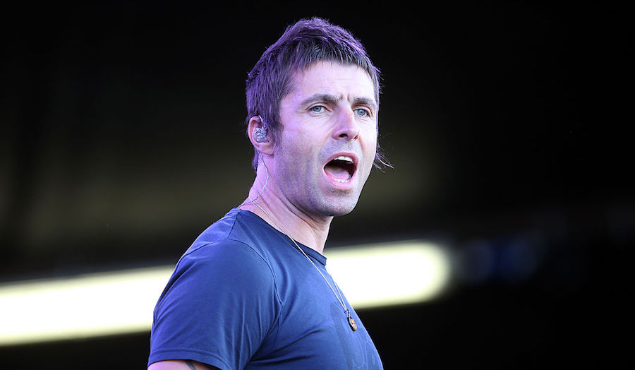 "Mira a Liam Gallagher cantar ""Don't Look Back In Anger"" en Glastonbury"