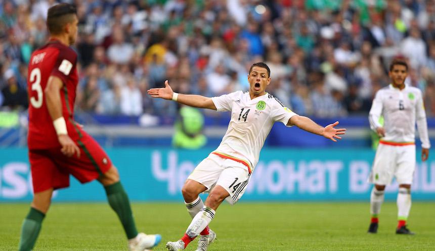México vs Portugal: Un partido que pasará a la historia gracias a la tecnología