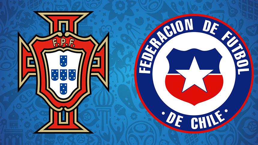 En vivo: Portugal vs Chile por el pase a la final en la Copa Confederaciones