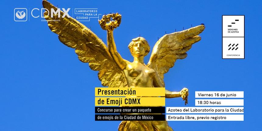 Presentación Emoji CDMX