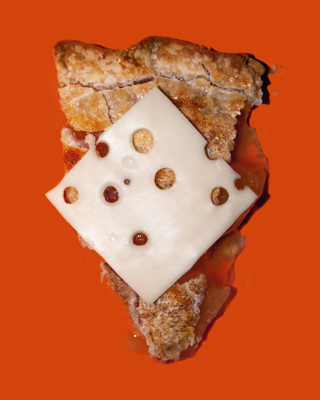 Leyes absurdas - Pay con queso