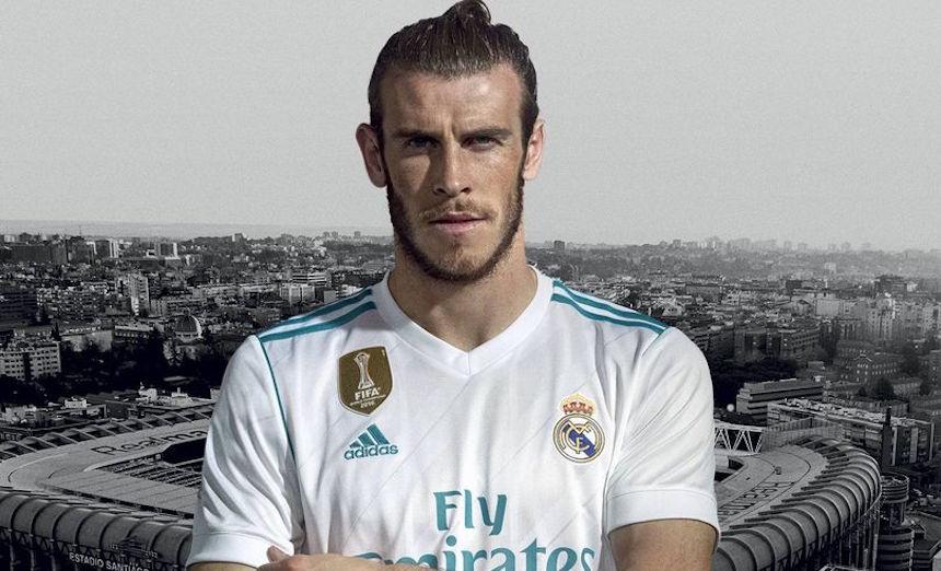 Real Madrid reveló sus uniformes para la siguiente temporada