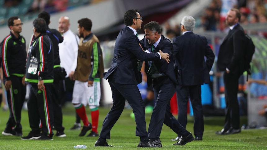 El necio Osorio y una Selección bipolar