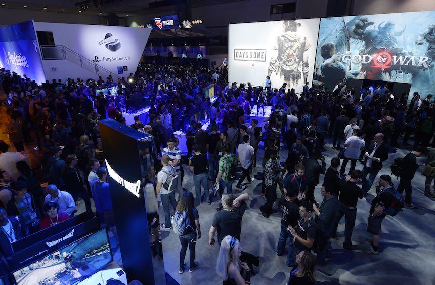 Conferencias de la E3 - Sony