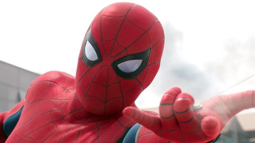 El traje de Spider-Man en Homecoming