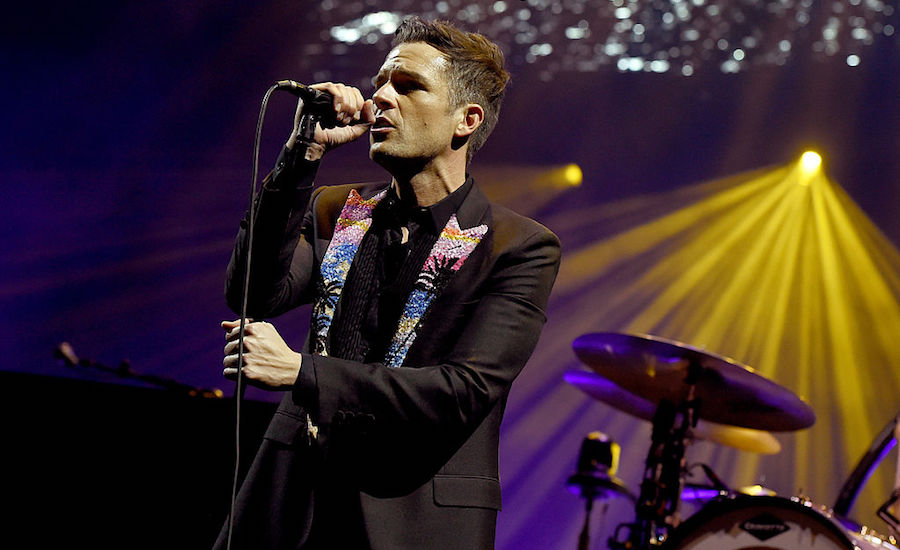 "The Killers debuta su nueva canción ""Run For Cover"" en vivo"