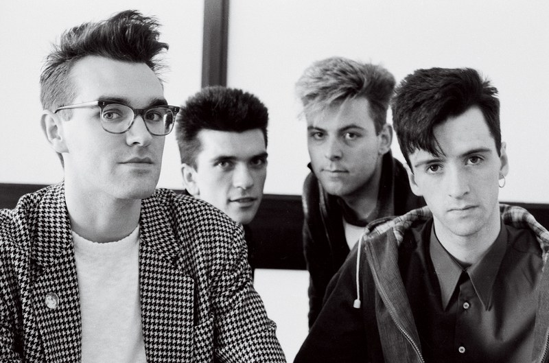 ¡The Smiths relanza los sencillos de 'The Queen Is Dead' en vinil!