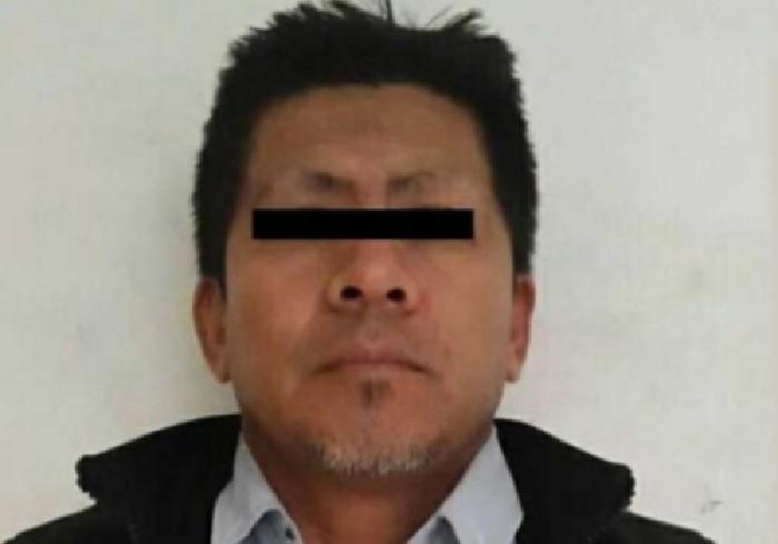 Foto del presunto responsable del asesinato de Valeria
