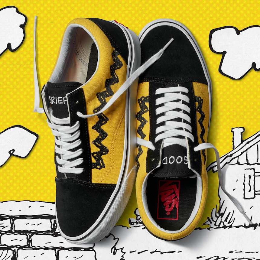 Vans de Charlie Brown