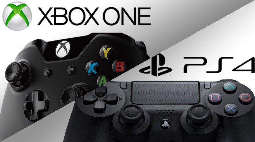 Xbox Vs. PlayStation 4